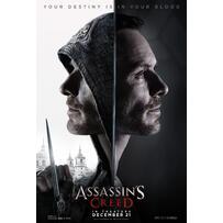 Assassin's Creed Cover Original 2016 PREMIUM