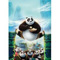 Kung Fu Panda 3 Design Original Background 2016  - 1 PREMIUM