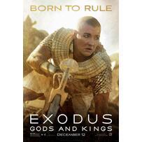 Exodus: Gods and Kings 2014 - Cover Background Design 4 PREMIUM