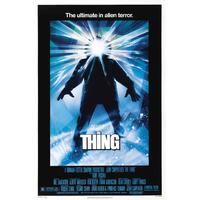 The Thing Cover Original 1982