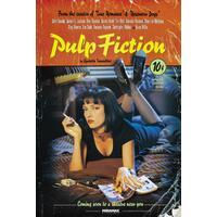 Pulp Fiction Cover Original 1994